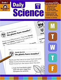 Daily Science, Grade 1