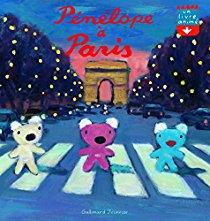Pénélope à Paris: Un livre an