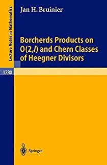Borcherds Products on O(2,l) and Chern Classes of