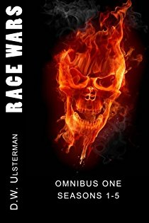 Race Wars: Omnibus One: Seasons 1-3