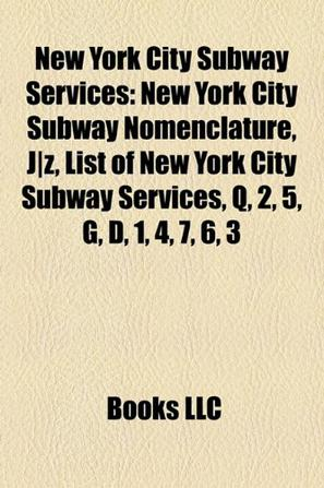 New York City Subway Services