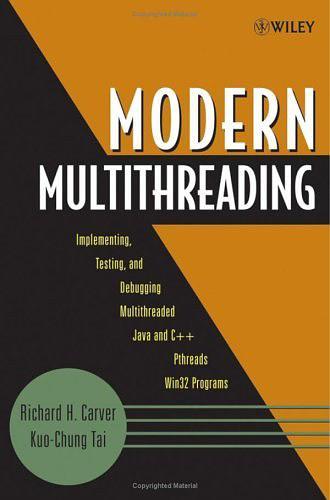 Modern Multithreading