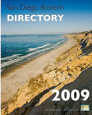San Diego Biotech Directory 2009