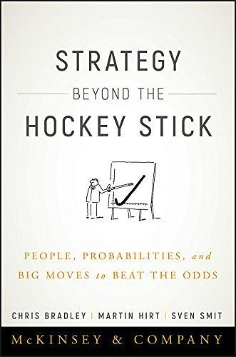 Strategy Beyond the Hockey Stick:People, Probabili